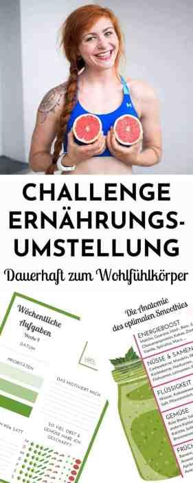 #Challenge #Ernährungsumstellen - in acht Wochen zu deinem #Wohlfühlkörper! Mit Selbstläufer ist das möglich - der dauerhafte Weg zu mehr Zufriedenheit, #Selbstliebe und einer balancierten Ernährungsweise. Ganz ohne #Diät!