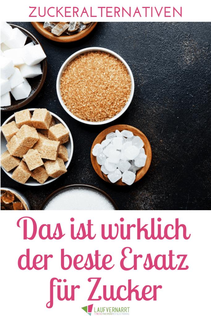 Honig, Rohrzucker, Agavensirup oder Erythrit - was ist der beste Ersatz für Zucker und warum? In diesem Blogartikel erfährst du alles, was du über Zuckeralternativen wissen musst, um endlich zuckerfrei zu werden!