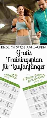 Endlich laufen lernen! Lauftraining für Anfänger - der komplette Guide & Trainingsplan #laufen #anfänger #trainingsplan #laufanfänger #tipps
