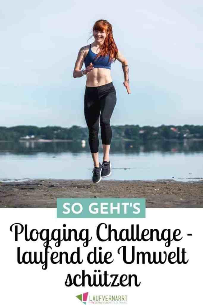 #Nachhaltigkeit und #Laufen gehören zusammen - Mit der #Plogging #Challenge wird beides vereint! Hier erhältst du die besten Tipps für #Umweltschutz beim Laufen und nachhaltige #Sportmode.