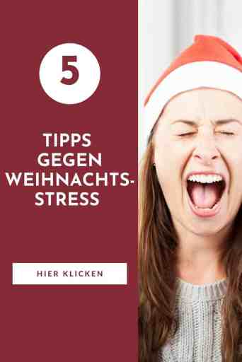 #Weihnachtsstress? Nicht mit uns! Hier bekommst du Tipps zur #Soforthilfe gegen #Stress an #Weihnachten. #Stressabbau #Stressbewältigung #Entspannung