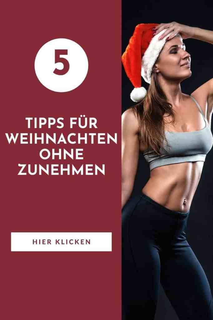 #Weihnachten ohne #Gewichtszunahme - so geht's ohne #Weihnachtspfunde - so kommst du #fit durch #weihnachten Laufvernarrt