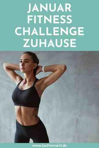 #30-Tage-Fitness-Challenge #zuhause - dieser #Homeworkout #trainingsplan hilft dir als #Anfänger und #Fortgeschrittene beim #Fitnesstraining ohne Geräte.