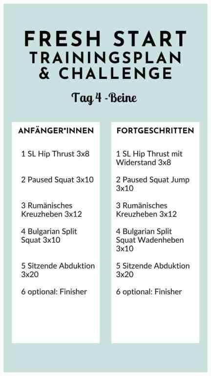 #Trainingsplan für #Frauen. Dieses #Home #Workout formt #Legs und #Butt und zeigt dir die besten #Fitnessübungen für den Unterkörper.