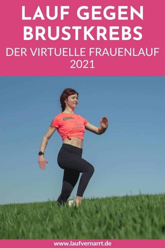 Der virtuelle Avon Frauenlauf 2021 - Lauf gegen Brustkrebs! Sei dabei bei dem virtuellen Laufevent, walke, laufe oder renne eine Strecke deiner Wahl und tue laufend etwas Gutes!