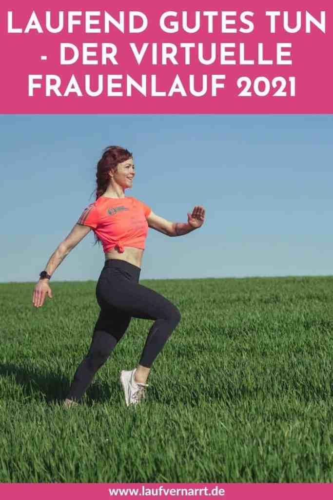 Laufend Gutes tun - das wird der Avon Frauenlauf 2021! Dieses virtuelle Laufevent solltest du nicht verpassen.
