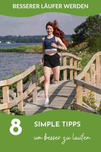 Schneller, weiter, besser laufen - mit diesen simplen Trick kannst du mehr aus deinem Lauftraining herausholen ohne mehr zu joggen.