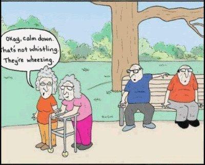 best old lady jokes