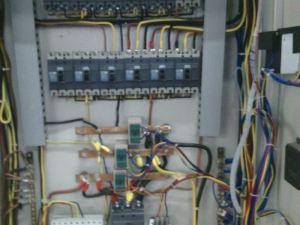 Panel listrik ATS