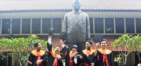 college in Indonesia