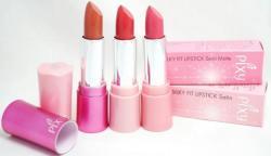 Tampil Percaya Diri Bersama Lipstik Matte Pixy