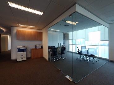 office interior contractor