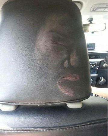 Perfect Face Imprint...