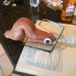Book worm or potato