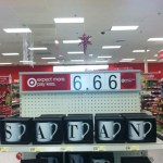 Is Target trying to send you a message…