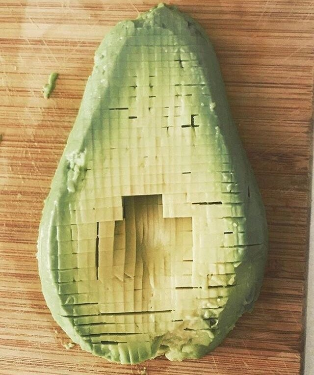 Low quality avocado