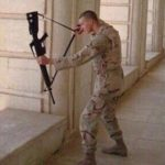 Nice archer… humm….