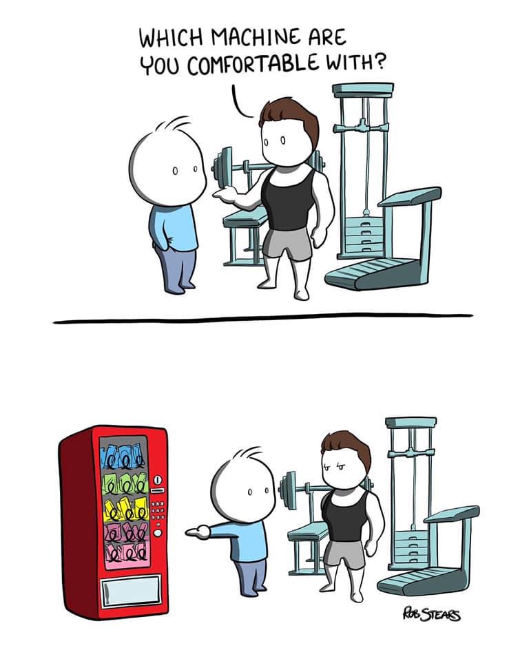 Best machine in the gym
