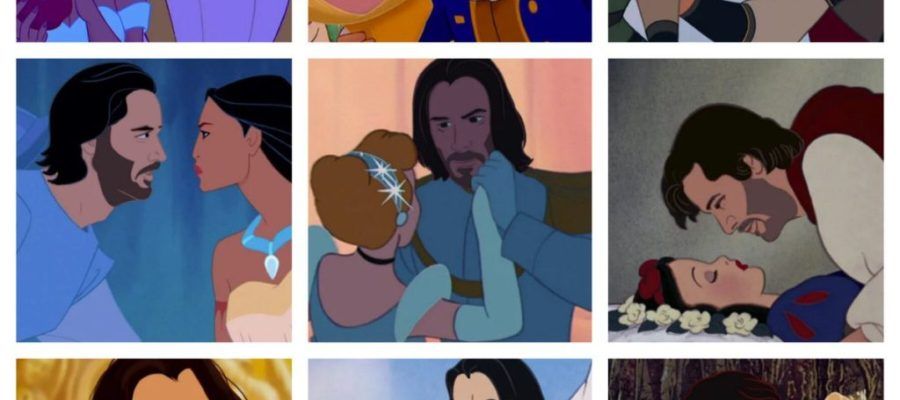 keanu reeves can be any prince