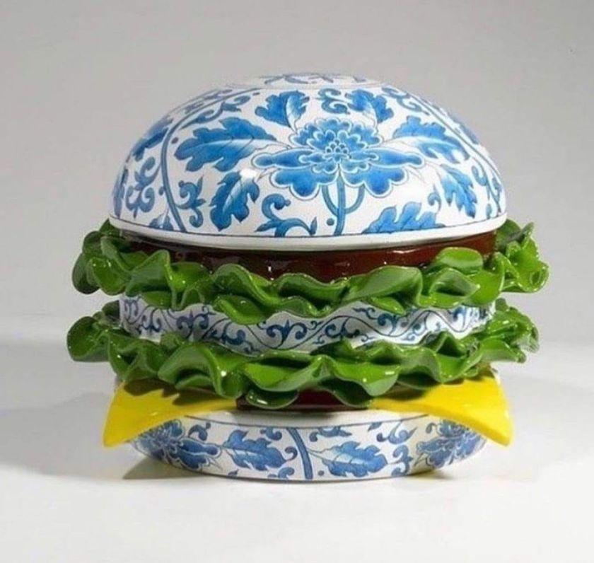 McAntique [Antique Hamburger]