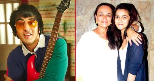 Alia Bhatt's mother Soni Razdan says Ranbir Kapoor's Sanju is Incredible
