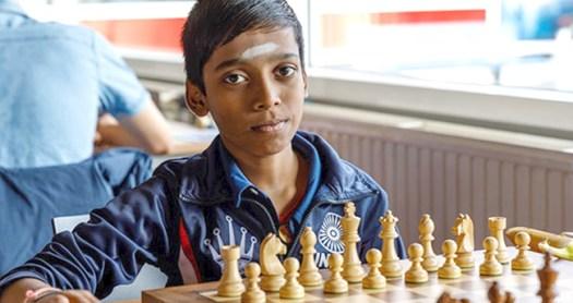 Meet GM Praggu, 12-YO Boy Who Became 2nd-Youngest Chess Grandmaster