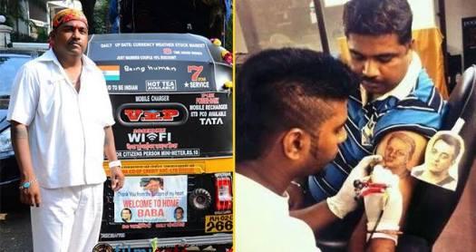Meet Sandeep Bacche, An ardent Sanjay Dutt fan who calls himself 'Munna Bhai SSC'