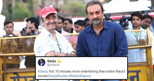 Certain Tweets That Will Help You Decide Whether You Need To Watch Sanju Or Not