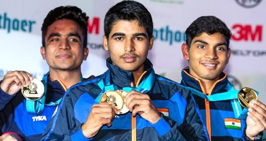 Saurabh Chaudhary Wins Gold In Junior Championship, Makes Our Country Proud