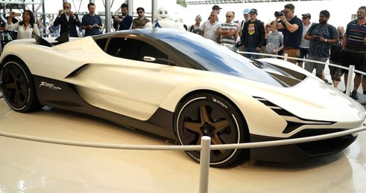 India's First Ever Hypercar And It Won't Be Less Than What James Bond Would Drive