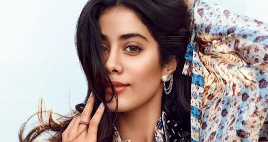 Janhvi Kapoor Deleted all posts from Instagram before making public, Tells Reason