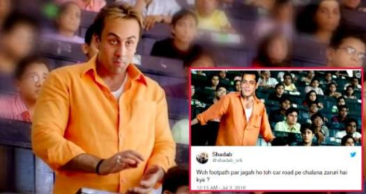 Sanjay Dutt's Classroom Dialogue is now a Funny Meme on Internet