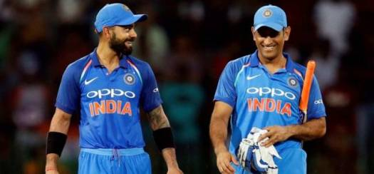 Virat Kohli defends MS Dhoni after Lord's defeat