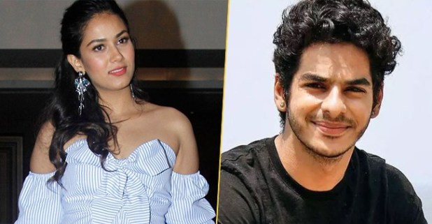 Ishaan Khatter Reveals That Mira Rajput Is A Hands-On Mother And Has Handled Responsibilities With Perfection