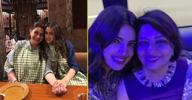 Bollywood Divas shared Adorable Friendship Bond with their Mom's