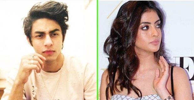 Aryan's once rumoured ladylove Navya Naveli Nanda Reacts to his voice as 'Simba'