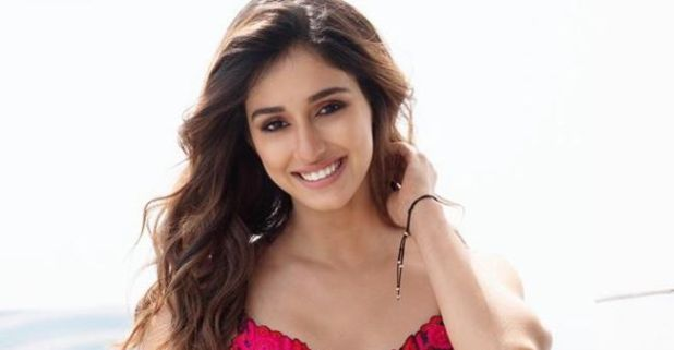 Disha Patani attempting a backflip is all special motivation you need to get yourself to the gym; see video