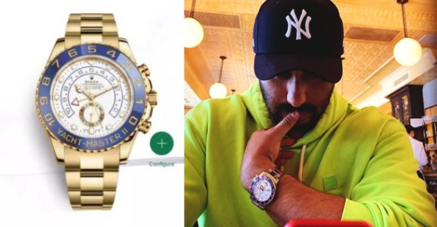 You will be shocked after knowing the price of Arjun Kapoor's watch