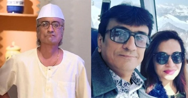 TMKOC Fame Amit Bhatt Aka Bapuji's Real-Life Pictures Goes Viral