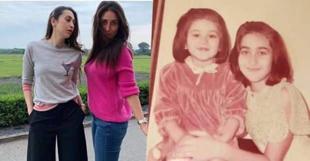 Flashback Friday: Lesser Seen Photos Of Kapoor Sisters Are Too Good To Be Missed