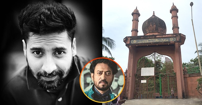 Chandan Roy Sanyal visits Irrfan Khan's tomb: It has some magical power, a vibration of its own 2
