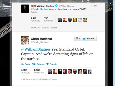 CHris Hadfield Thinking Like an astronaut