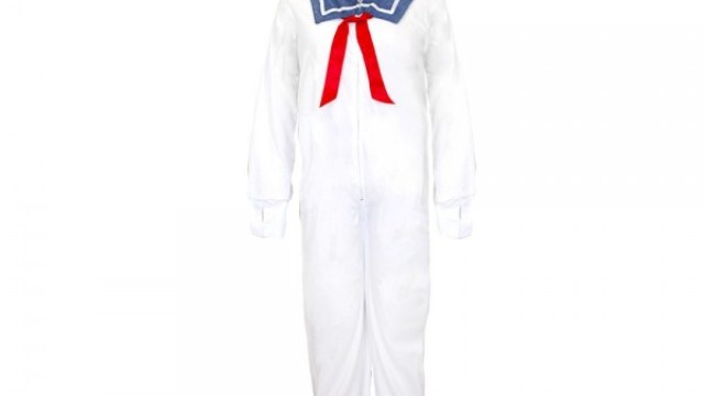 788e1ecdf1 Stay Puft Marshmallow Man Footie PJs for Grownups