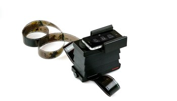 Film Projector Style Scanners That Convert 8mm and Super 8