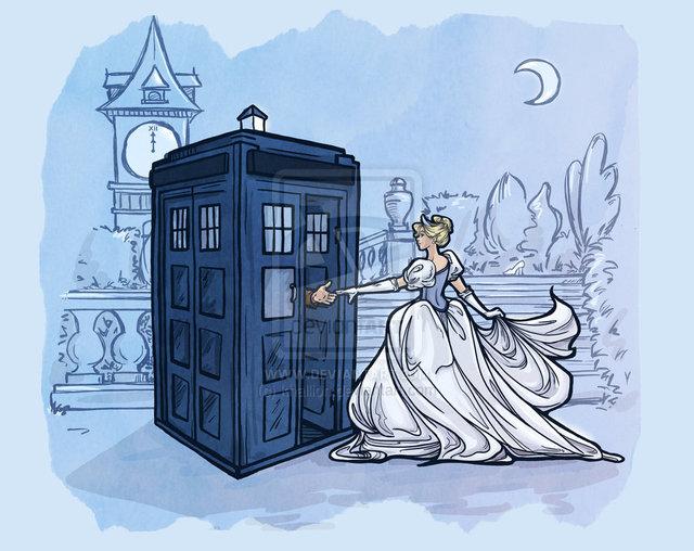 Disney Doctor Who