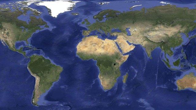 Satellite Collections Google Maps Collage Art By Jenny Odell - Google maps satellite bethlehem us