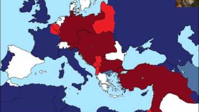 animated maps of momentous historical events