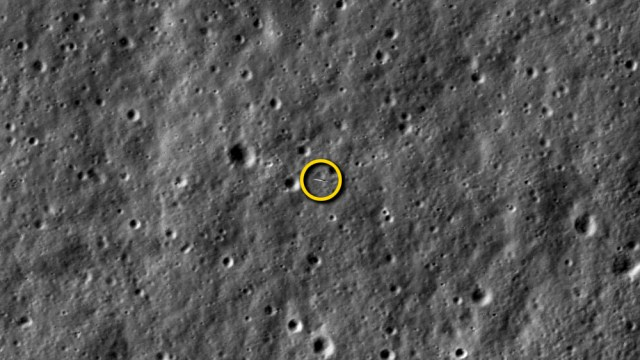 NASA Researchers Release Highest Resolution Map Ever of the Moon