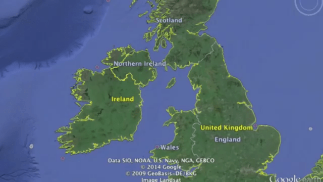 A Verbal Tour of the British Isles By Regional Accent