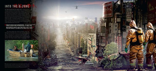 Godzilla The Art of Destruction